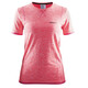 Craft Active Comfort - Sous-vêtement Femme - rose/rouge